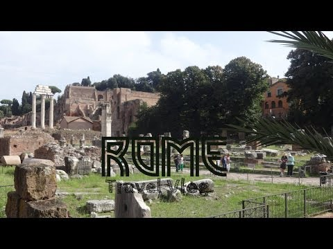 Holiday to Rome - Travel Vlog