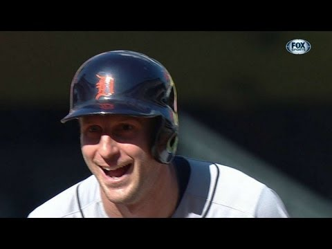 DET@NYM: Scherzer helps himself with RBI double
