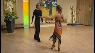 Podstawowa choreografia do samby