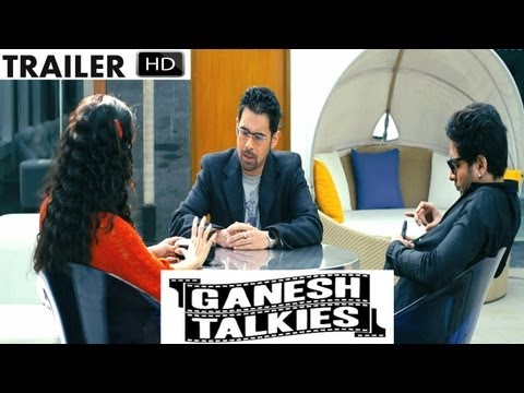 Ganesh Talkies Official Trailer HD | Upcoming Bengali Movie 2013