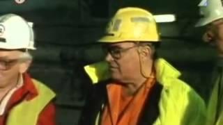 Megastavby - Tunel popod La Manche
