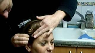 Peinado Años 40 (versión Española)