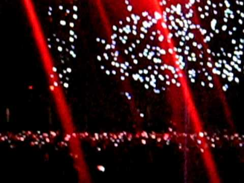 Iron Maiden-The Final Frontier Intro- Colombia 20 de Marzo 2011.AVI