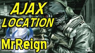 Call Of Duty Ghosts Ajax Location Through Remote Sniper