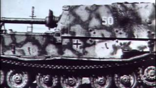 WW II - The Battle of Kursk