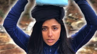 I Carried 5 Gallons of Water for 2 Miles | World Water Day 💧