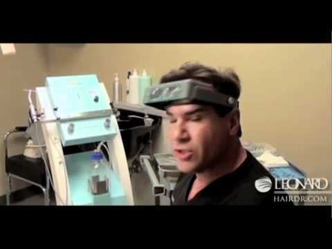 Neografting (Punchairmatic) -- Hair Transplants in Massachusetts and Rhode I.mp4