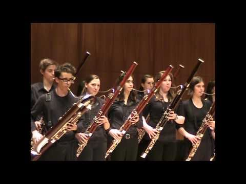 Also Sprach and BWBQ Theme Song, The Breaking Winds Bassoon Quartet