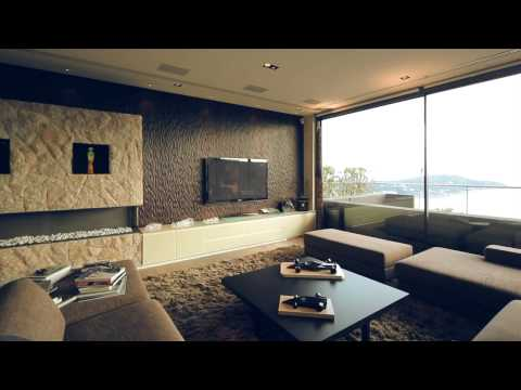 Villa Altaïr - Real Estate Movie (Modern Architecture Luxury Villa)