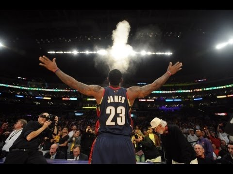 LeBron James Top 10 Plays with the Cleveland Cavaliers