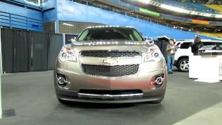 2011 Chevrolet Equinox Overview videos