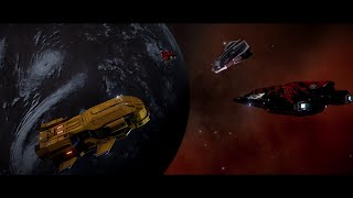 Elite: Dangerous Wings Trailer