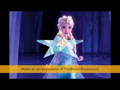 Let it go - From Frozen (Nhạc phim Nữ hoàng băng giá) Proshow