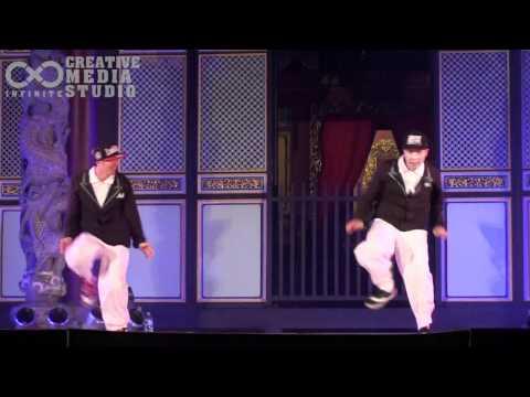 20111127 DANCE@LIVE TAIWAN 全國舞團大會師-LEVEL SIX (KOREA)