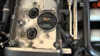 2004 Audi A4 : Coolant Flange Replacement PART 2