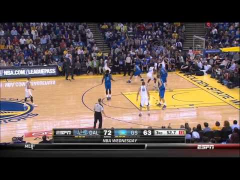 Warriors 2013-14 Season: Game 23 vs. Mavericks