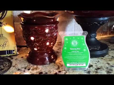 Rosemary Mint Scentsy Bar Review