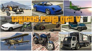 GTA 5: Trucos Para Grand Theft Auto V PS4 PS3 Xbox