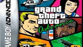 Grand Theft Auto Advance (GBA) (Español)