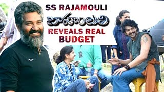SS Rajamouli Reveals Baahubali Movie Real Budget