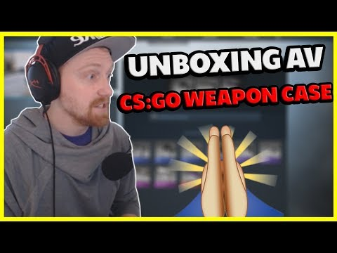 CS:GO WEAPON CASE Opening - Hoppas på nå Bra!