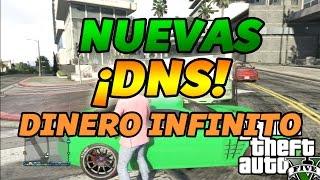 GTA 5 ONLINE 1.17 NUEVAS DNS DINERO INFINITO + MOD PANEL