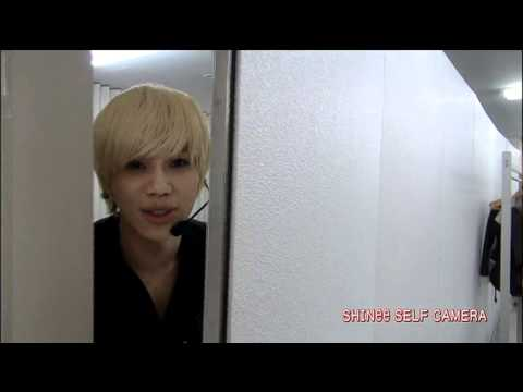 SHINee Back Stage