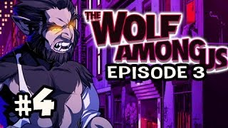 AUNTIE GREENLEAF - The Wolf Among Us Episode 3 A CROOKED MILE Ep.4