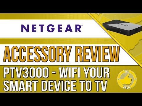 ... PTV3000 - Wireless Display Adaptor (Nexus 7 2013, Samsung Galaxy S4