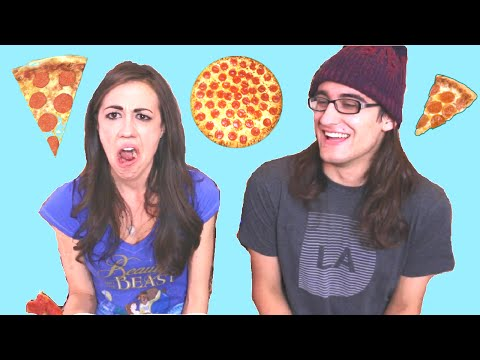 PIZZA CHALLENGE with COLLEEN BALLINGER