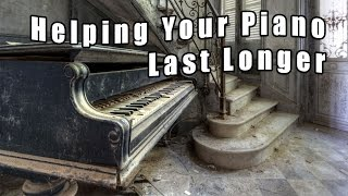 Helping Your Piano Last Longer Pianos And Humidity
