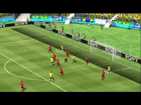 BRAZIL VS MEXICO FIFA WORLD CUP 2014 OFFICIAL FULL MATCH WITH COMMENTARY RESULT in video game sim