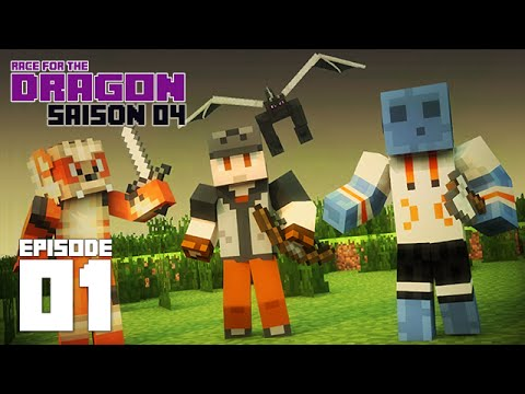 Race For The Dragon S4 - Ep.01 - Spawner D'ARAINIAY #TeamFrosties