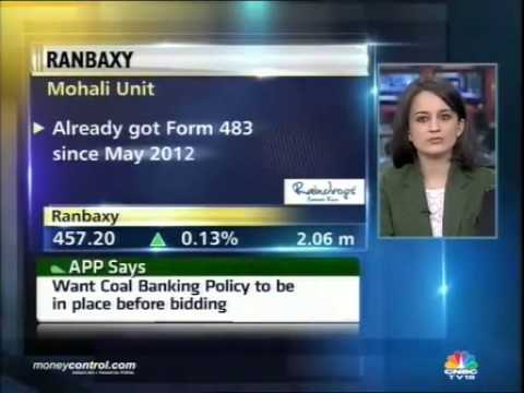 Impact of FDA import alert on Ranbaxy sentimental: Expert