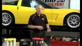 OPTIMA® Tech Tips: Proper Battery Charging