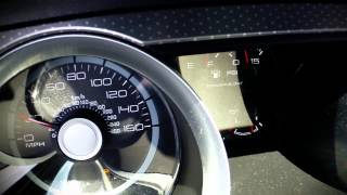 2015 Ford Mustang 0-60 Acceleration Shelby GT500 Exhaust