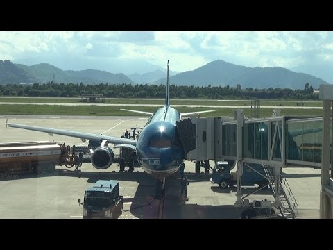 Vietnam Airlines, A321, Hue to Hoi An, Vietnam