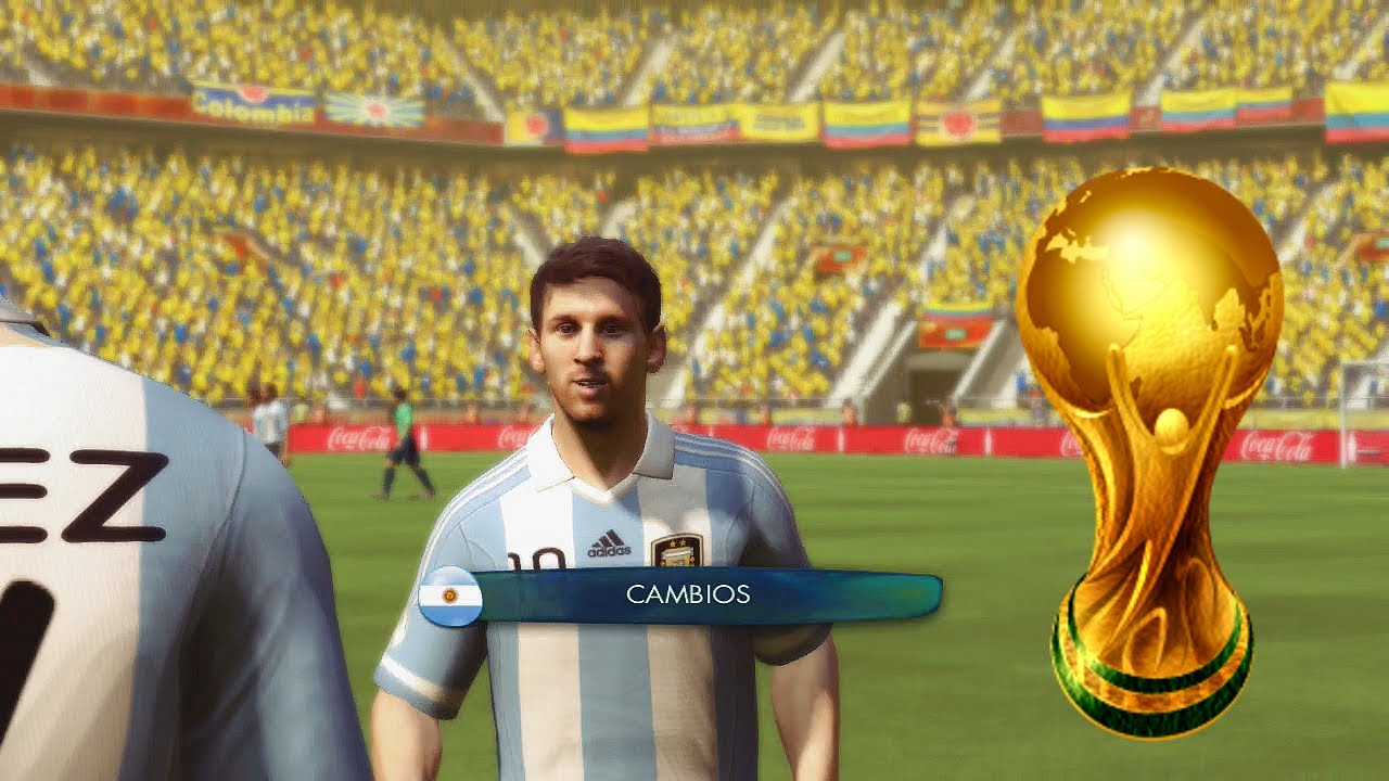 FIFA Mundial Brasil 2014  (Espanol) (Juegos 2014)