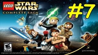 Lego Star Wars The Complete Saga Walkthrough Episode 2