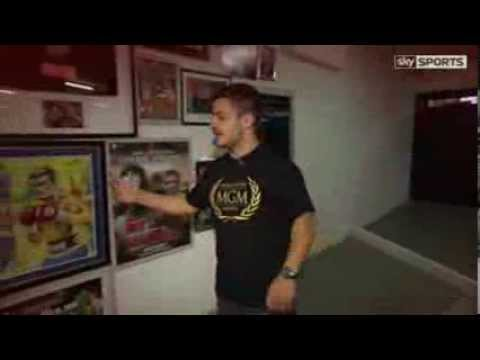 A tour of the Macklin gym