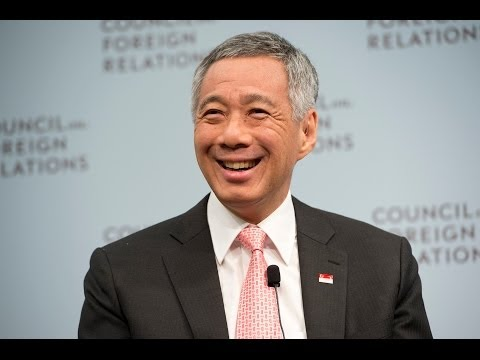 A Conversation with Singapore Prime Minister Lee Hsien Loong