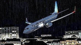 How a Catastrophic Illusion Caused this Boeing 737 to Crash Into the Ground | FlyDubai 981 | 4K