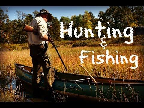 3 Day Hunting, Fishing, Bushcraft Camp