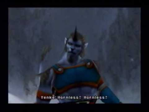 Final Fantasy X: Boss - Biran & Yenke Ronso