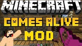 Minecraft Mods: Como Instalar Y Descargar Comes Alive Mod