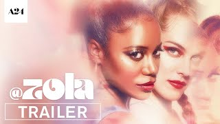 Zola 2021 Movie Trailer Video HD Download New Video HD