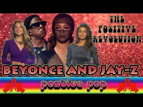 BEYONCE and JAY Z Go Vegan on The Positive Revolution Presents Positive Pop Culture