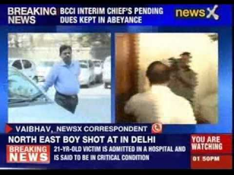 Sunil Gavaskar moves court against BCCI