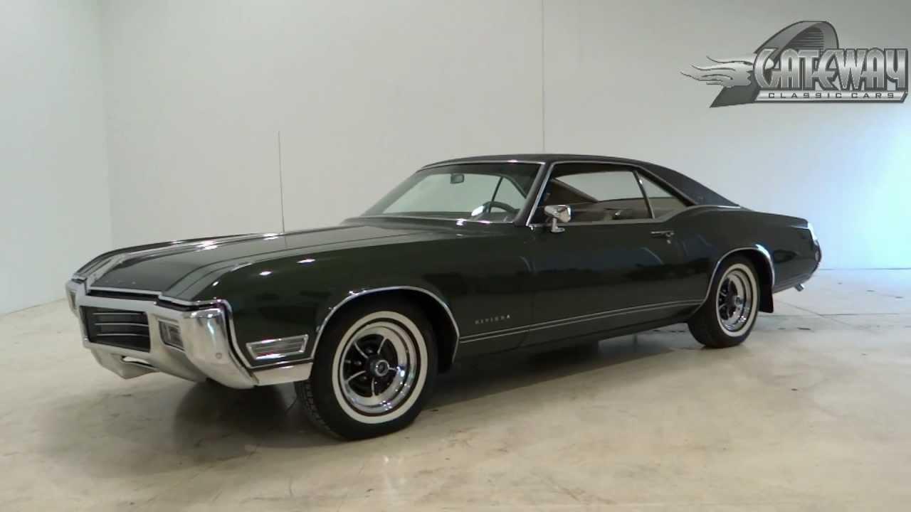 1968 Buick Riviera - YouTube