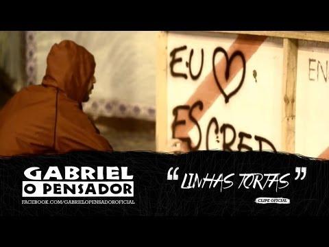 Gabriel o Pensador - Linhas Tortas (Clipe Oficial)